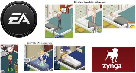 EA y Maxis denuncian a Zynga por violación de copyright