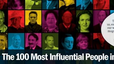 Time incluye a Tim Cook y a Walter Isaacson en la lista de las personas más influyentes del mundo