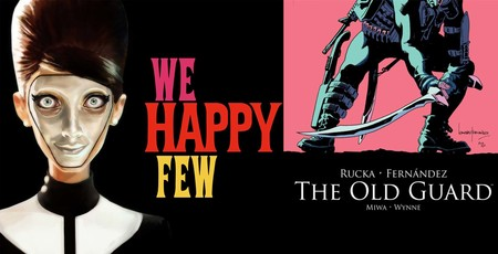 'We Happy Few' y 'The Old Guard', dos interesantes adaptaciones al cine están en marcha