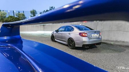 Subaru Wrx Sti 2018 Prueba 012