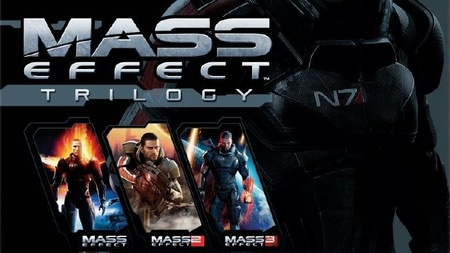 Trailer oficial de lanzamiento de 'Mass Effect Trilogy'. Pura épica