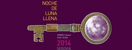 Aprovecha las actividades gratuitas en 'La Noche de Luna Llena' de Segovia