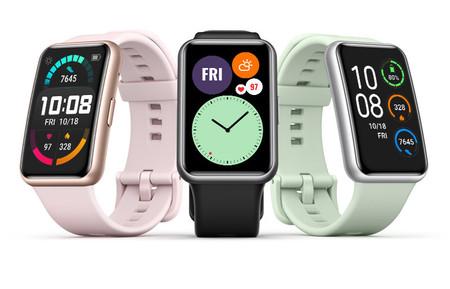 El precio oficial de Huawei Watch Fit en México