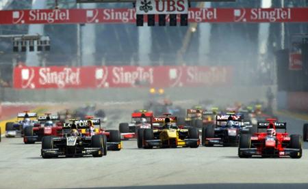 La GP2 empieza este fin de semana en Sepang