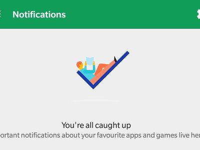"""Google Play estrena la sección """"Notificaciones"""", para ver las novedades de tus aplicaciones y juegos favoritos"""