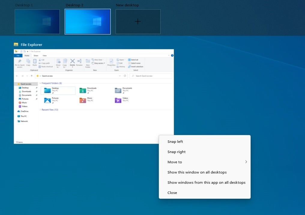 Nuevas pruebas de las esquinas redondeadas del nuevo Windows que está a punto de presentarse