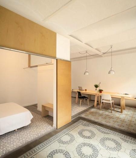 Eixample Apartment Renovation In Barcelona By Adrian Elizalde Dezeen 468 2
