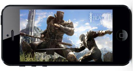 Infinity Blade 2 iOS