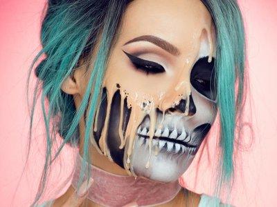 23 de los maquillajes más terroríficos de Halloween