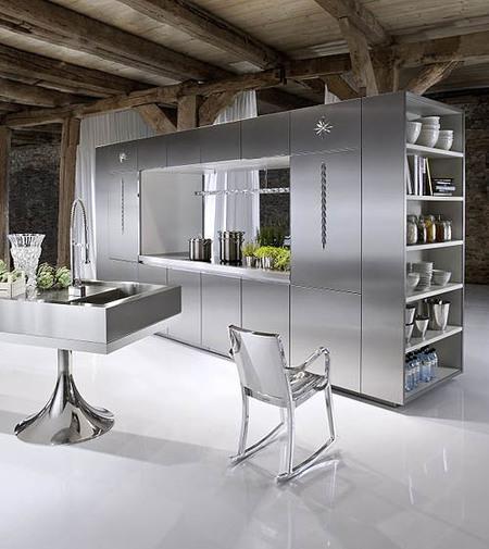 Cocinas de lujo, by Philippe Starck