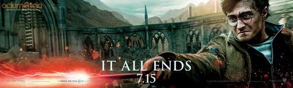 Foto de 'Harry Potter y las reliquias de la muerte. Parte II', nuevo y espectacular tráiler y carteles (9/21)