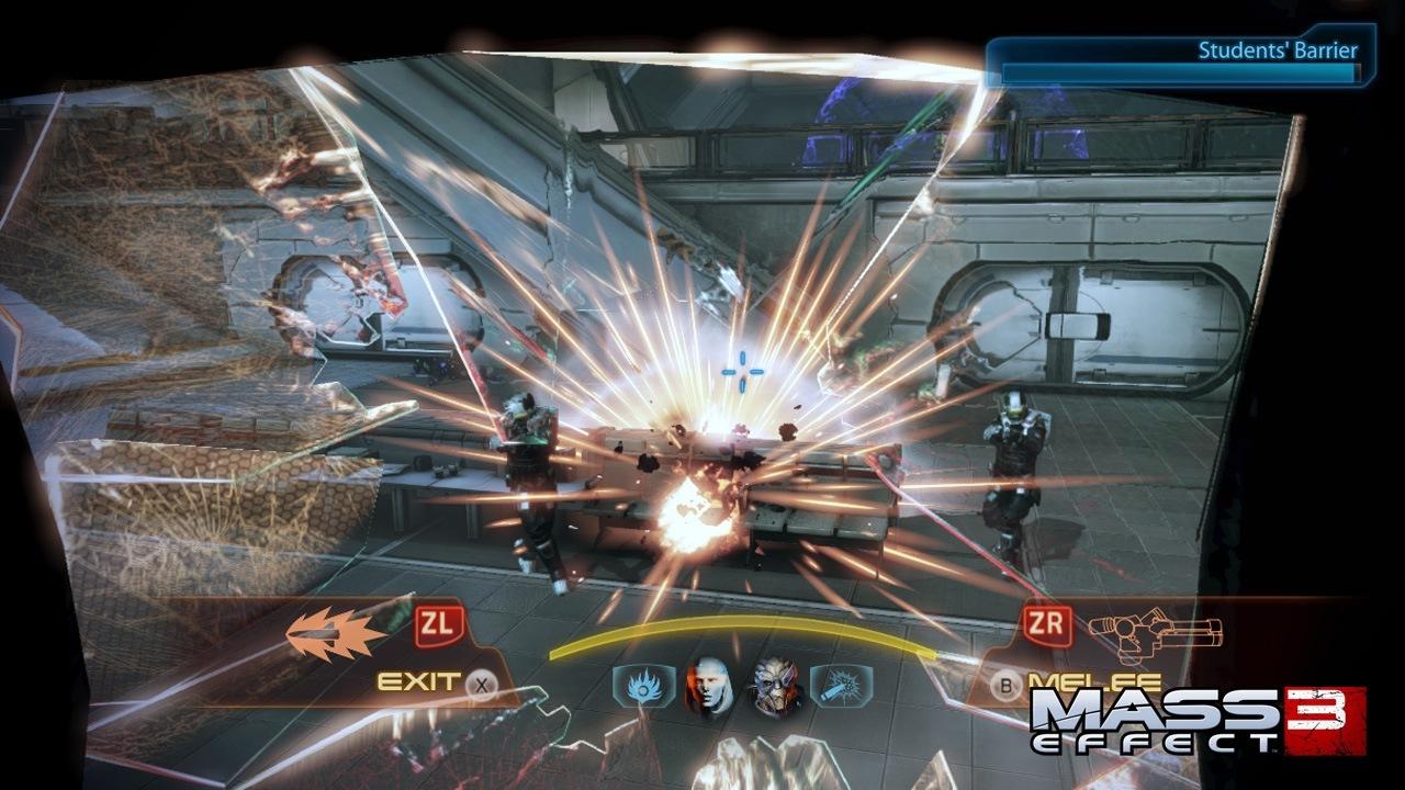 Mass Effect 3 Wii U - 03-08-2012