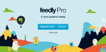 Feedly Pro, la opción de pago de Feedly, ya está disponible para todo el mundo