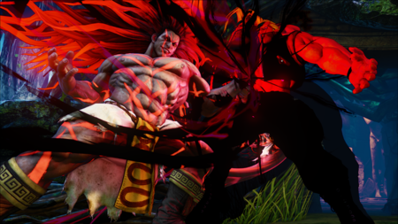 Street Fighter V Necalli Gallery 12