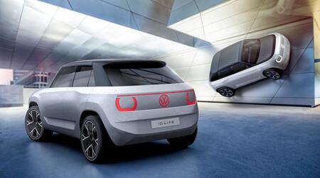 Volkswagen Id Life Concept 8