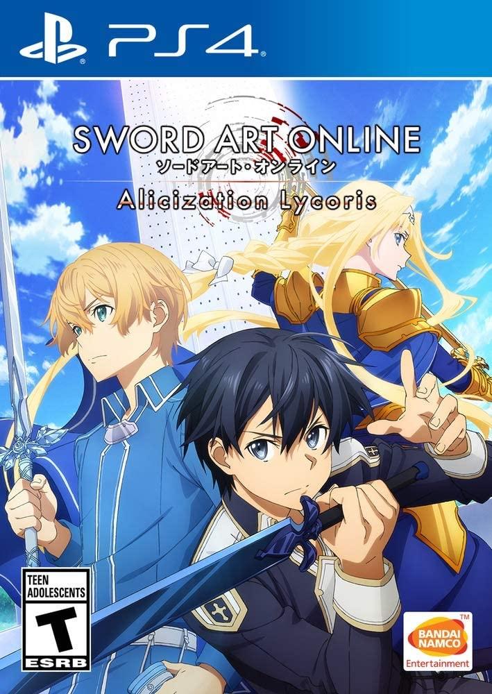 Sword Art Online: Alicization Lycoris - PS4