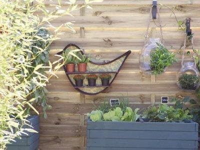 Un huerto urbano en tu terraza o cómo cultivar en plena ciudad