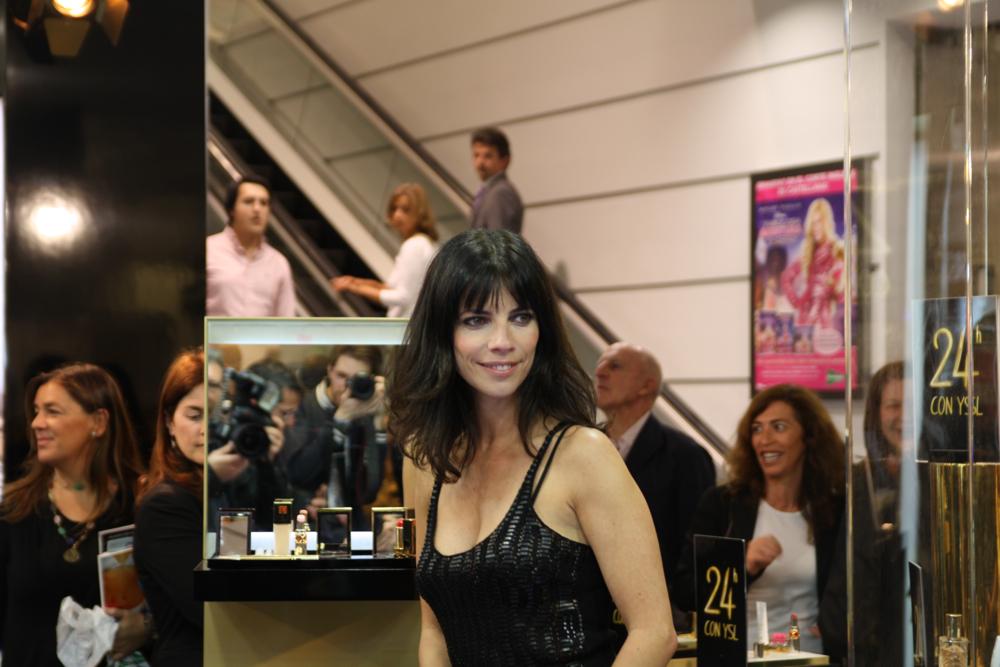 Foto de Maribel Verdú es la madrina del nuevo maquillaje de Yves Saint Laurent (12/13)