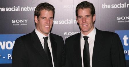 Los famosos hermanos Winklevoss se rinden en la batalla por Facebook