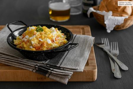 Cómo hacer una ensaladilla rusa de matrícula de honor: seguimos las recomendaciones del chef Juan Pozuelo