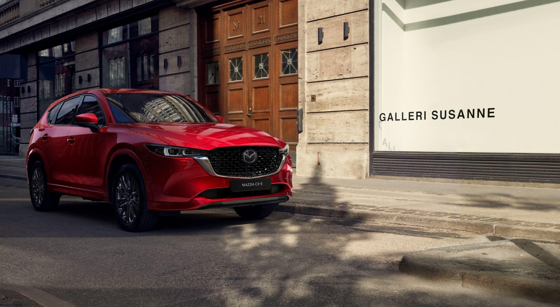 Foto de Mazda CX-5 2022 (10/29)