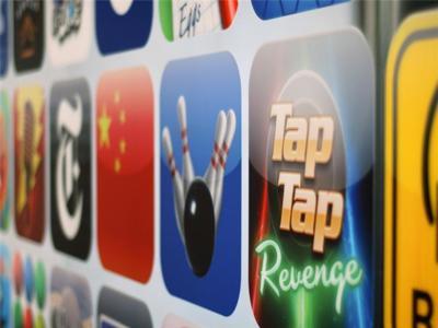 Las tiendas de aplicaciones móviles crecen sin parar