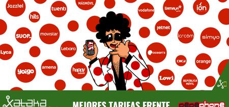 Así quedan las mejores tarifas móviles y convergentes más baratas tras las novedades de Pepephone