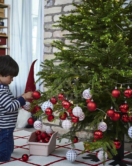 Decoración de Navidad Ikea