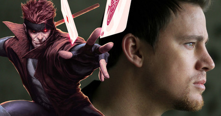 'Gambit' resurge: Channing Tatum será el mutante en 2019 a las órdenes de Gore Verbinski