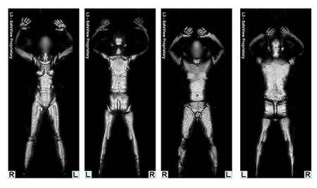 Polémica por los scanners de cuerpo entero en aeropuertos de Estados Unidos