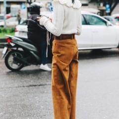 Foto 9 de 11 de la galería looks-con-marron en Trendencias