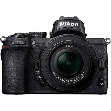 Nikon Z50 3