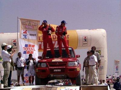 Cómo Jutta Kleinschmidt se convirtió en la primera mujer de la historia en ganar un Dakar