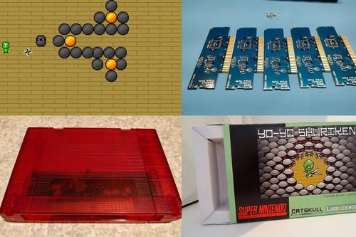 He creado un juego para la SNES desde cero en pleno 2020 (¡con cartucho incluido!)