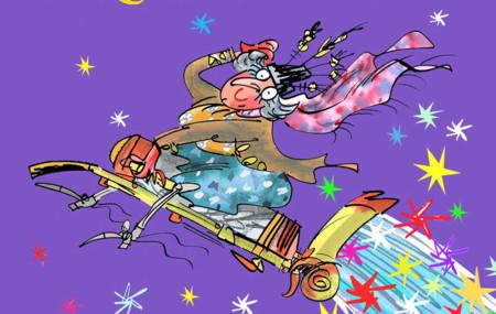 En agosto saldrá 'The Witch's Vacuum Cleaner', los últimos cuentos de Pratchett
