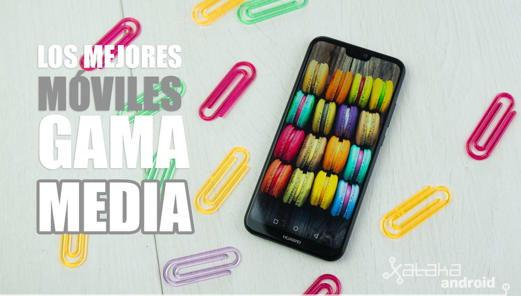 Mejores Moviles Gama Media