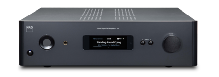 Nad C 399 Front With Bluos Display