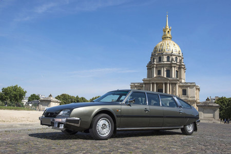 Citroen Cx Ddr