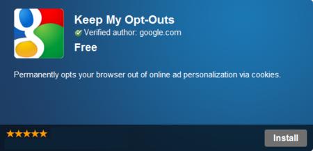 Controla la personalización de anuncios mientras navegas con Keep My Opt-Outs