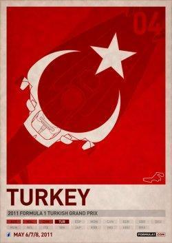 GP de Turquía F1 2011: horarios