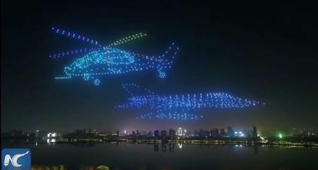 Aviones Drones