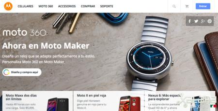 Moto Maker Moto360 1