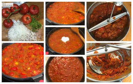 Frita Andaluza Tomate
