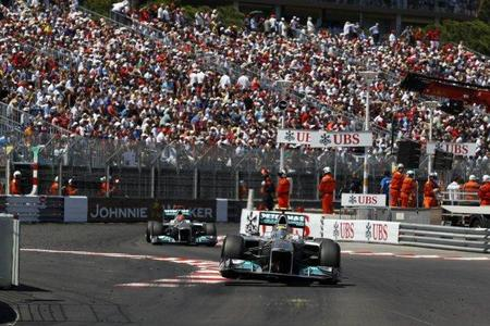 Ross Brawn asegura que Mercedes GP ha reducido la distancia con respecto a los equipos de cabeza