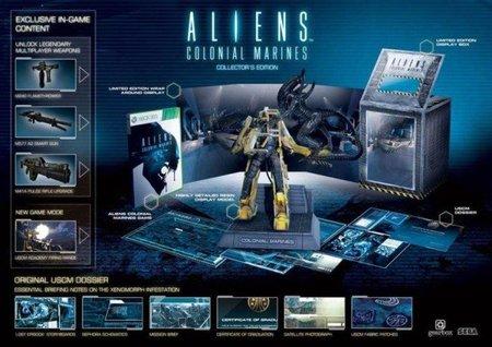 'Aliens: Colonial Marines', así será la impresionante Edición Coleccionista