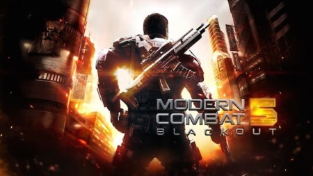 Modern Combat 5 por 0,99 euros es una compra imprescindible