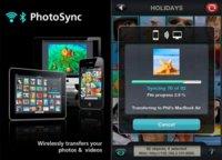 Photosync sincroniza por Wifi tus fotos con tu iPhone / iPad
