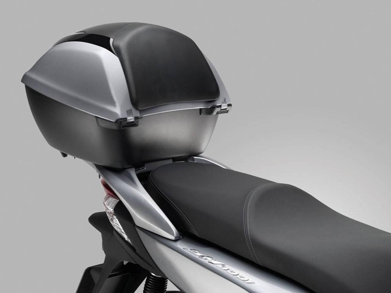 Foto de Honda Scoopy SH300i, prueba (valoración y ficha técnica) (13/41)