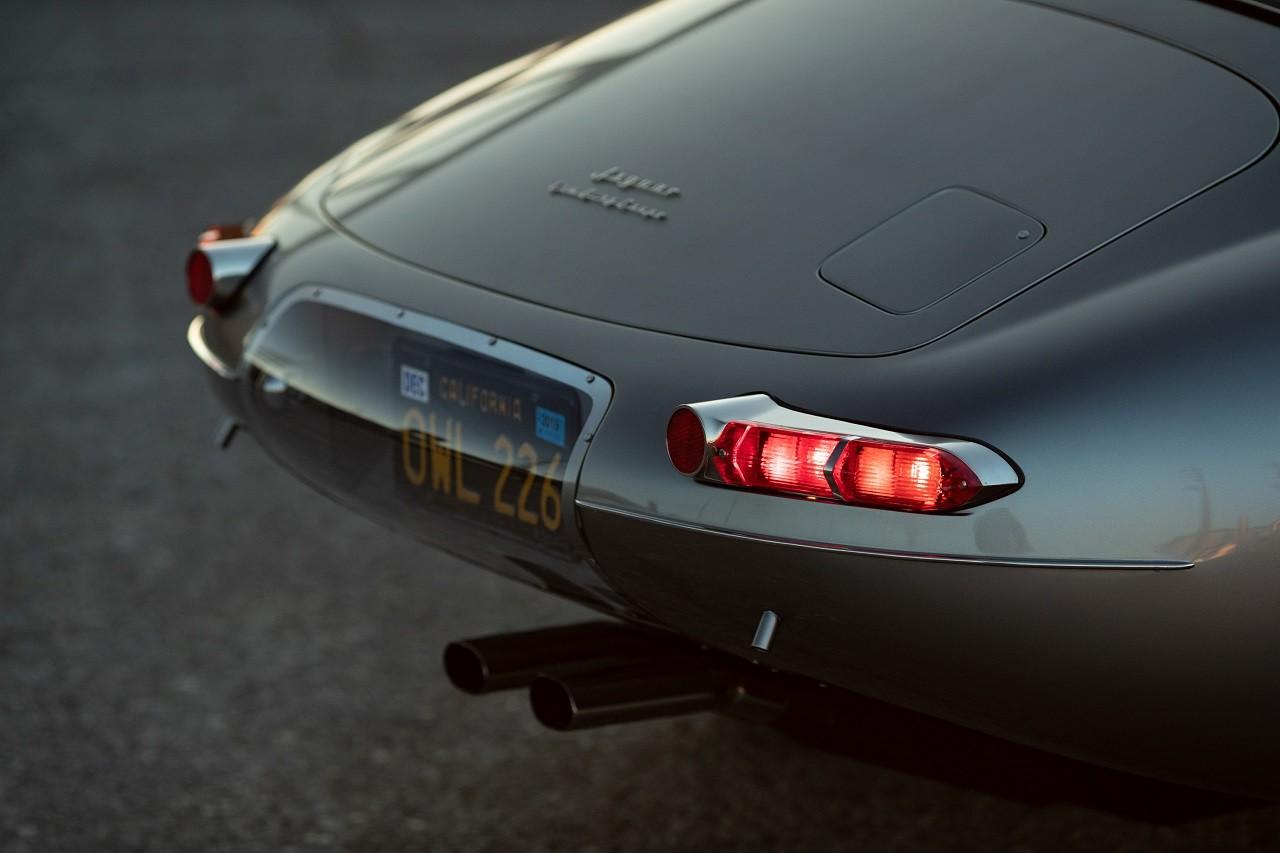 """Foto de Jaguar E-Type Low Drag Coupé """"OWL226"""" (5/21)"""
