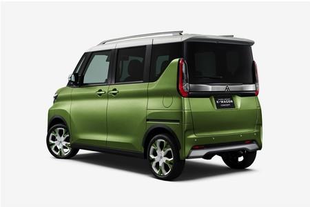 Mitsubishi Super Height K Wagon 6